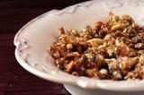 Granola: No nuts + no gluten =Yum!